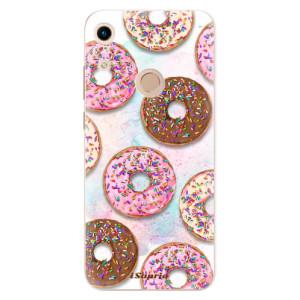 Silikonové odolné pouzdro iSaprio Donuts 11 na mobil Honor 8A