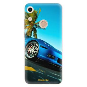 Silikonové odolné pouzdro iSaprio Car 10 na mobil Honor 8A