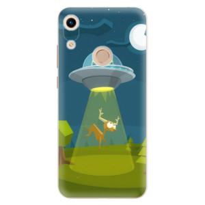 Silikonové odolné pouzdro iSaprio Alien 01 na mobil Honor 8A