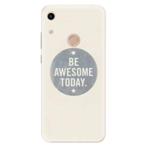Silikonové odolné pouzdro iSaprio Awesome 02 na mobil Honor 8A