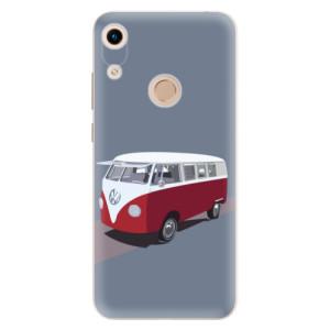 Silikonové odolné pouzdro iSaprio VW Bus na mobil Honor 8A