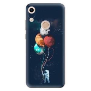 Silikonové odolné pouzdro iSaprio Balloons 02 na mobil Honor 8A