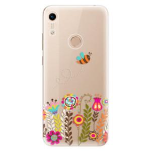 Silikonové odolné pouzdro iSaprio Bee 01 na mobil Honor 8A