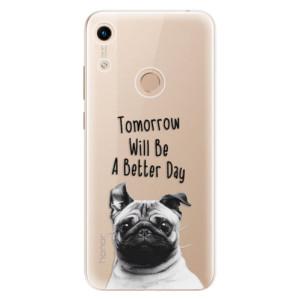 Silikonové odolné pouzdro iSaprio Better Day 01 na mobil Honor 8A