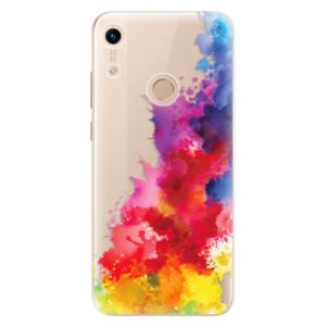 Silikonové odolné pouzdro iSaprio Color Splash 01 na mobil Honor 8A
