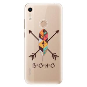 Silikonové odolné pouzdro iSaprio BOHO na mobil Honor 8A