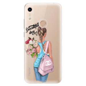 Silikonové odolné pouzdro iSaprio Beautiful Day na mobil Honor 8A