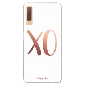 Silikonové odolné pouzdro iSaprio XO 01 na mobil Samsung Galaxy A7 (2018)