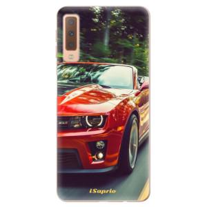 Silikonové odolné pouzdro iSaprio Chevrolet 02 na mobil Samsung Galaxy A7 (2018)