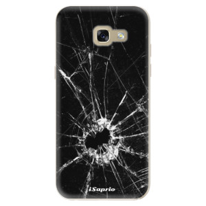 Silikonové odolné pouzdro iSaprio Broken Glass 10 na mobil Samsung Galaxy A5 2017