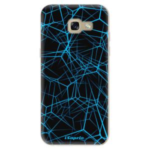 Silikonové odolné pouzdro iSaprio Abstract Outlines 12 na mobil Samsung Galaxy A5 2017