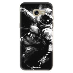 Silikonové odolné pouzdro iSaprio Astronaut 02 na mobil Samsung Galaxy A5 2017