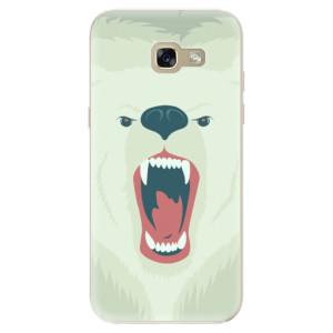 Silikonové odolné pouzdro iSaprio Angry Bear na mobil Samsung Galaxy A5 2017