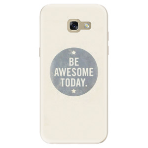 Silikonové odolné pouzdro iSaprio Awesome 02 na mobil Samsung Galaxy A5 2017