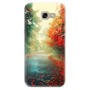 Silikonové odolné pouzdro iSaprio Autumn 03 na mobil Samsung Galaxy A5 2017