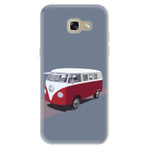 Silikonové odolné pouzdro iSaprio VW Bus na mobil Samsung Galaxy A5 2017
