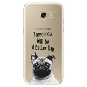 Silikonové odolné pouzdro iSaprio Better Day 01 na mobil Samsung Galaxy A5 2017