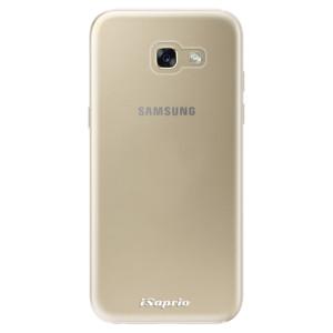 Silikonové odolné pouzdro iSaprio 4Pure mléčné bez potisku na mobil Samsung Galaxy A5 2017