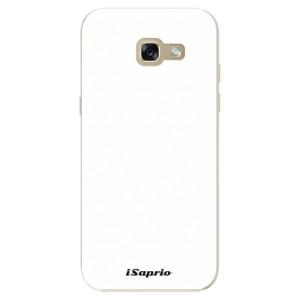 Silikonové odolné pouzdro iSaprio 4Pure bílé na mobil Samsung Galaxy A5 2017