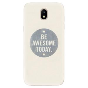 Silikonové odolné pouzdro iSaprio Awesome 02 na mobil Samsung Galaxy J5 2017