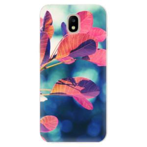Silikonové odolné pouzdro iSaprio Autumn 01 na mobil Samsung Galaxy J5 2017