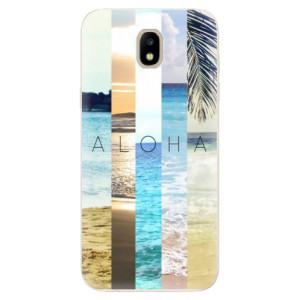 Silikonové odolné pouzdro iSaprio Aloha 02 na mobil Samsung Galaxy J5 2017