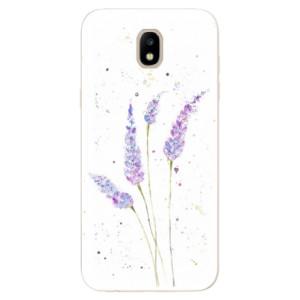 Silikonové odolné pouzdro iSaprio Lavender na mobil Samsung Galaxy J5 2017