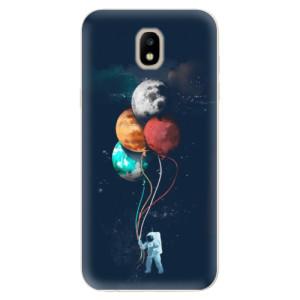 Silikonové odolné pouzdro iSaprio Balloons 02 na mobil Samsung Galaxy J5 2017