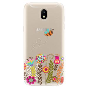 Silikonové odolné pouzdro iSaprio Bee 01 na mobil Samsung Galaxy J5 2017