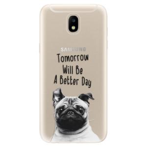 Silikonové odolné pouzdro iSaprio Better Day 01 na mobil Samsung Galaxy J5 2017