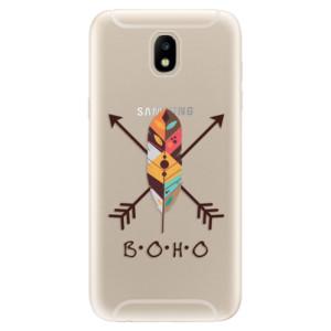 Silikonové odolné pouzdro iSaprio BOHO na mobil Samsung Galaxy J5 2017