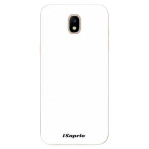 Silikonové odolné pouzdro iSaprio 4Pure bílé na mobil Samsung Galaxy J5 2017