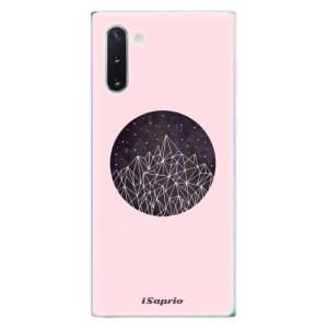 Silikonové odolné pouzdro iSaprio Digital Mountains 10 na mobil Samsung Galaxy Note 10