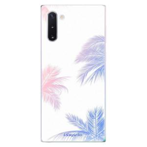 Silikonové odolné pouzdro iSaprio Digital Palms 10 na mobil Samsung Galaxy Note 10 - poslední kousek za tuto cenu