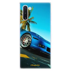 Silikonové odolné pouzdro iSaprio Car 10 na mobil Samsung Galaxy Note 10