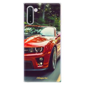 Silikonové odolné pouzdro iSaprio Chevrolet 02 na mobil Samsung Galaxy Note 10