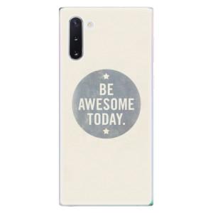 Silikonové odolné pouzdro iSaprio Awesome 02 na mobil Samsung Galaxy Note 10