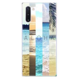 Silikonové odolné pouzdro iSaprio Aloha 02 na mobil Samsung Galaxy Note 10