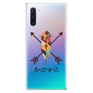 Silikonové odolné pouzdro iSaprio BOHO na mobil Samsung Galaxy Note 10