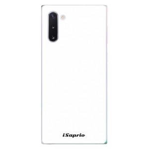 Silikonové odolné pouzdro iSaprio 4Pure bílé na mobil Samsung Galaxy Note 10