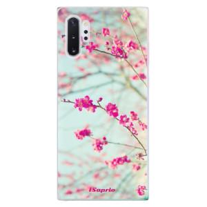 Silikonové odolné pouzdro iSaprio Blossom 01 na mobil Samsung Galaxy Note 10 Plus