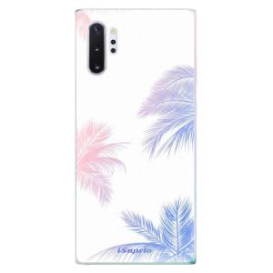 Silikonové odolné pouzdro iSaprio Digital Palms 10 na mobil Samsung Galaxy Note 10 Plus