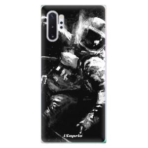 Silikonové odolné pouzdro iSaprio Astronaut 02 na mobil Samsung Galaxy Note 10 Plus