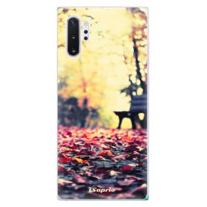 Silikonové odolné pouzdro iSaprio Bench 01 na mobil Samsung Galaxy Note 10 Plus