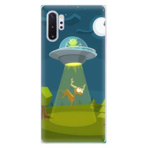 Silikonové odolné pouzdro iSaprio Alien 01 na mobil Samsung Galaxy Note 10 Plus
