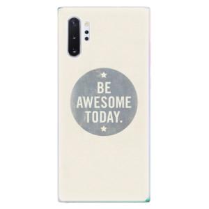 Silikonové odolné pouzdro iSaprio Awesome 02 na mobil Samsung Galaxy Note 10 Plus