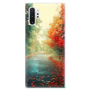 Silikonové odolné pouzdro iSaprio Autumn 03 na mobil Samsung Galaxy Note 10 Plus