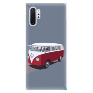 Silikonové odolné pouzdro iSaprio VW Bus na mobil Samsung Galaxy Note 10 Plus