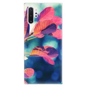 Silikonové odolné pouzdro iSaprio Autumn 01 na mobil Samsung Galaxy Note 10 Plus