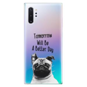 Silikonové odolné pouzdro iSaprio Better Day 01 na mobil Samsung Galaxy Note 10 Plus
